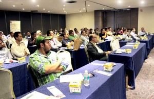 Over 60 attendees from throughout the state of Querétaro attended seminar hosted by Svensson, Koppert Biological Systems, and Priva.